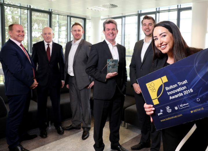 Four tech start-ups to do battle in Dublin for €10,000 innovation prize