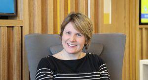 Gemma Rafferty, senior database designer, Liberty IT. Image: Liberty IT