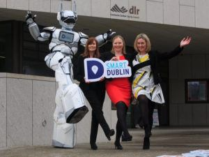 Dublin's smart city is alive-alive-o with €900,000 of funding available