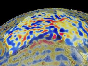 ESA scientists celebrate discovery of weird magnetism of Earth's oceans