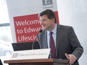Edwards Lifesciences' Joe Nuzzolese: 'Be ready for Industry 4.0'