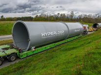 Construction of Europe's first Hyperloop test track is now underway