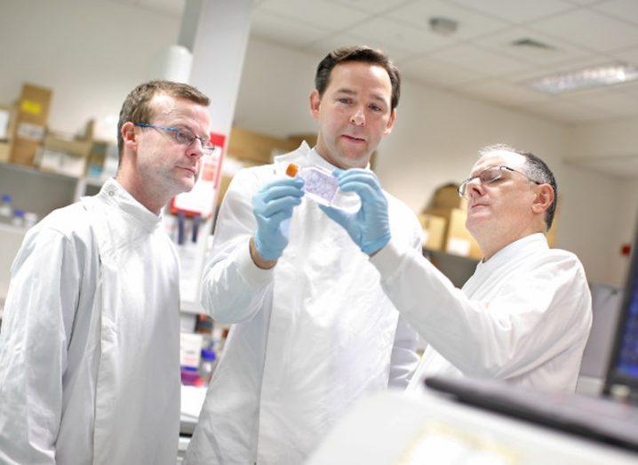 Inflection Biosciences and RCSI join forces to lead war on breast cancer
