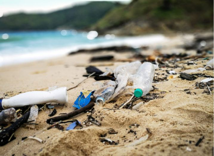 Ahead of Earth Day, satellite video shows how bad our plastic problem is