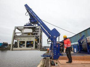 €2m marine robot will patrol Ireland's offshore energy devices