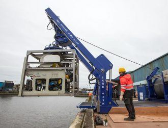 New €2m marine robot to safeguard Ireland's offshore energy infrastructure