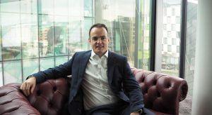 Financial services management consultant Scott Deasy. Image: Accenture