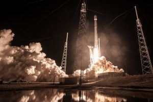 SpaceX avoids blame in loss of mysterious Zuma satellite