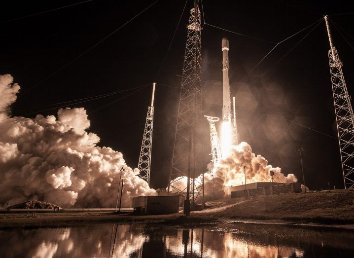 SpaceX not to blame for lost mystery satellite, report says