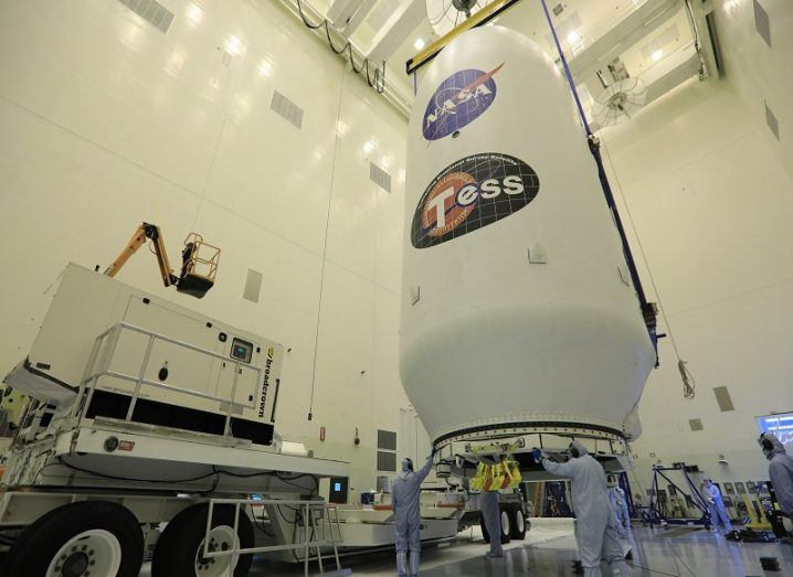 4 things to know about NASA's latest alien planet hunter, TESS