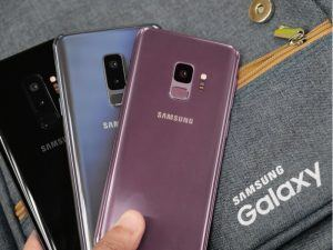 Chips are up as S9 maker Samsung tips record Q1 profit