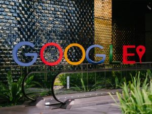 Google office in Singapore
