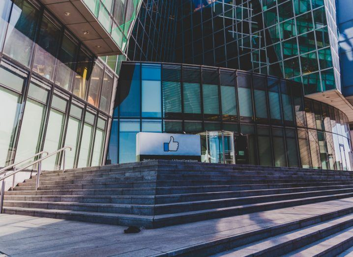 Facebook office in Dublin