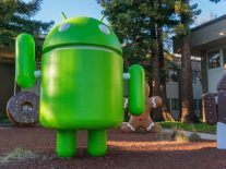 Android smartphone makers accused of missing security patches