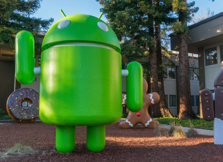 Researchers say some Android phone makers hide missed updates