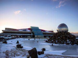 Keflavik airport, Iceland