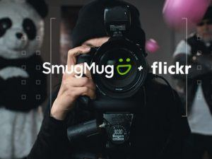 Picture this: Oath sells photo icon Flickr to SmugHug