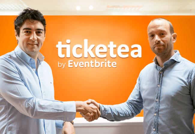 Eventbrite acquires Spanish events player Ticketea