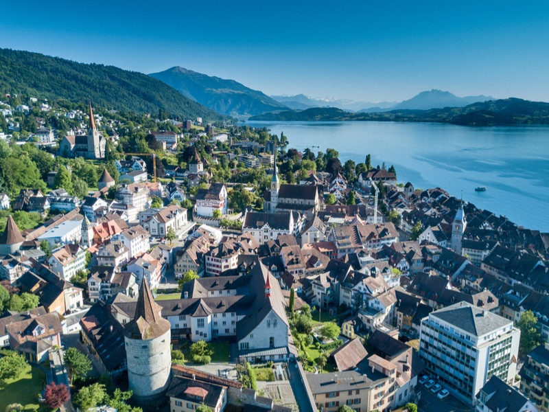 12 start-ups from Zug's 'Crypto Valley' to watch