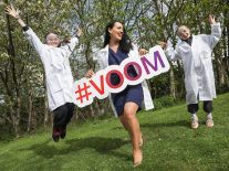 Dublin's Junior Einsteins in final 6 for €1m Voom prize fund