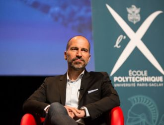CEO Dara Khosrowshahi says Uber is heading for a 2019 IPO