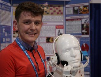 Which Irish students were named winners at ISEF 2018?