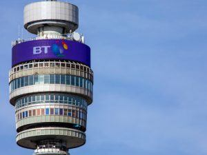 BT to axe 13,000 workers and leave its London HQ