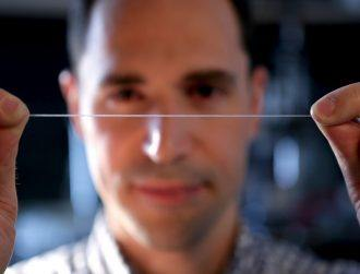 Breakthrough elastic fibre could give robots human-like nerves