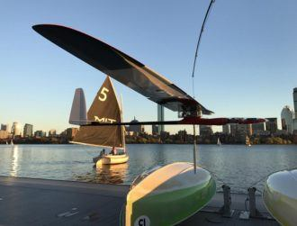 This autonomous glider could one day roam the oceans in packs