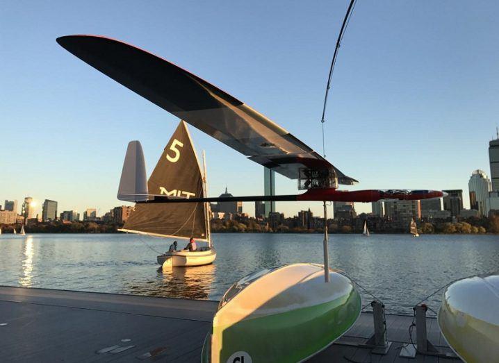 The new autonomous glider