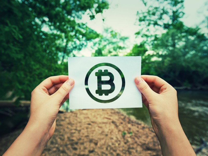 Is it possible to create an environmentally friendly cryptocurrency?