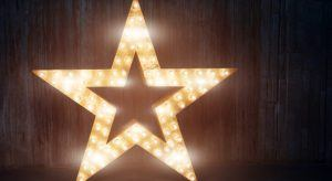 Bright shining star