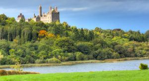 Dromore Castle in Limerick