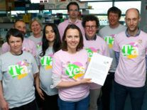 1,200 members of Irish science community sign petition for Yes vote