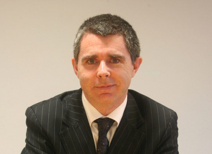 picture of paul murphy from IBM