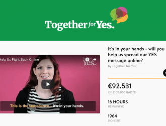 DDoS attack hits Eighth Amendment referendum crowdfunding website