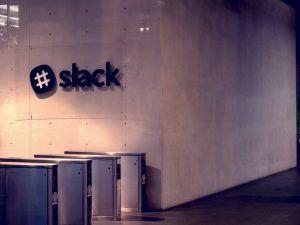 Slack offices in San Francisco