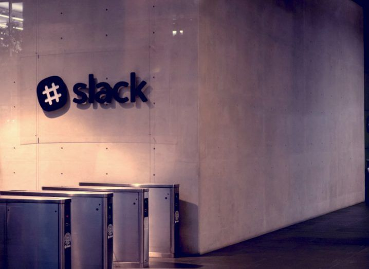 Slack offices in San Francisco