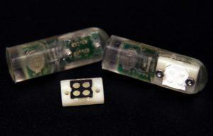 Smart sensor interior