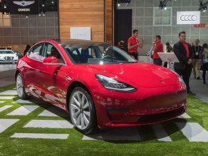 Model 3 bottlenecks mean Tesla is burning more than just rubber