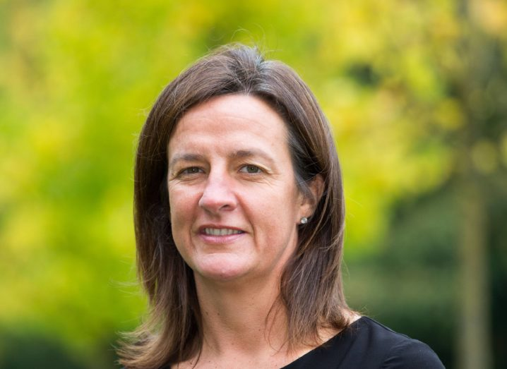 Dr Mary Shire, vice president of research at UL. Image: UL