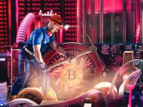 Overwhelming computing power used for $20m bitcoin heist