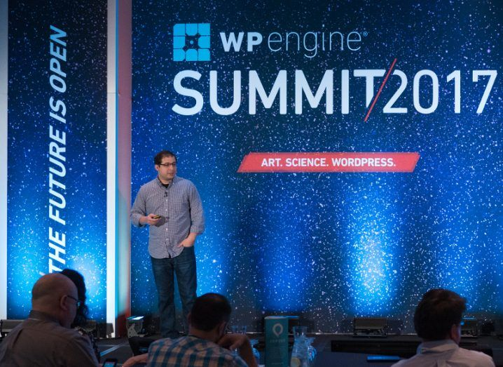 WP Engine's Jason Cohen: 'Integration is the future of the web'