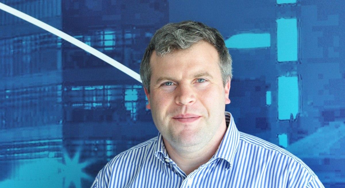 John O'Connell, head of production engineering at eShopWorld Image: eShopWorld