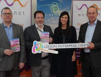 Siro and Westnet bring gigabit connectivity to Westport innovation hub