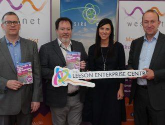 Siro and Westnet bring gigabit connectivity to Westport innovation hub