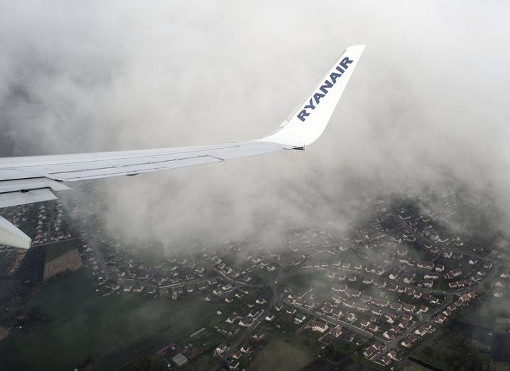 Ryanair flies all its infrastructure to the Amazon Web Services cloud