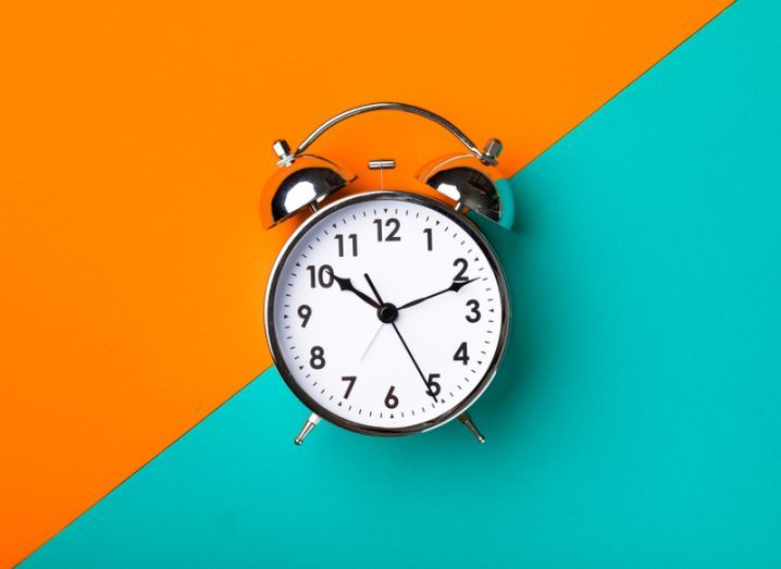 ticking alarm clock GDPR