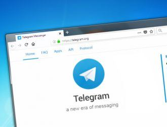 Iran bans Telegram messaging app as civil unrest grows
