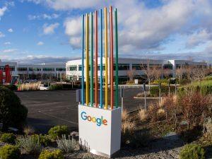 Google office in Kirkland, Washington.
